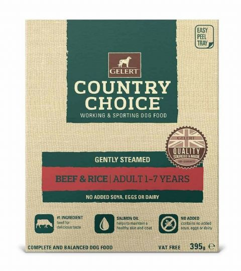 Gelerts Country Choice Beef & Chicken 395 x 10